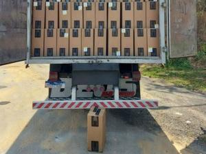 Cigarros eram de fabricação nacional e foram encontrados em um caminhão que saiu do Rio de Janeiro com destino ao Ceará, de acordo com a Polícia Rodoviária Federal