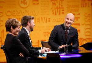 NRK er Norges beste på sosiale medier   Kampanje