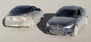 2006 BMW M5 Vs. 2006 Mercedes-Benz CLS55 AMG Accidental Comparison Chart - Luxury Sedan Comparison & Review - Motor Trend