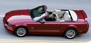 2005 Ford Mustang GT Convertible - Transmission, Suspension & Handling - First Drive & Road Test Review - Motor Trend