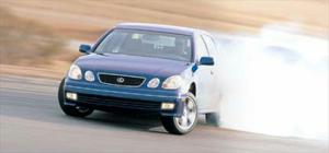Motor Trend 1998 Import Car Of The Year - 1998 Lexus GS 300 - Motor Trend Magazine