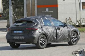 Spied! 2016 Infiniti Q30 Spotted Testing for the First Time