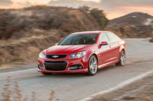 2015 Chevrolet SS Manual First Test - Motor Trend