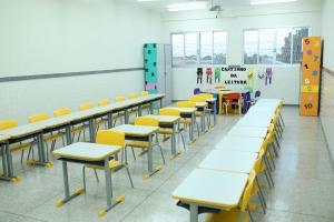 As medidas de biossegurança estão sendo analisadas por um grupo de trabalho que reúne representantes dos professores, pais e responsáveis de alunos e Ministério Público do Estado