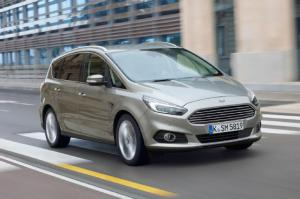 Ford S-Max Forbidden Fruit First Drive