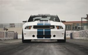 2011 Mustang Shelby GT350 First Drive - Motor Trend