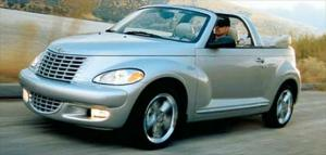 2005 Chrysler PT Cruiser Convertible - Interior, Engine & Styling - First Drive & Road Test Review - Motor Trend