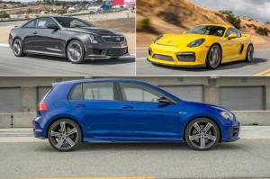 2015 Best Driver's Car Contenders: Part 2 - Motor Trend