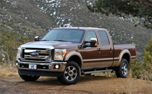 Dura-What? 2011 Ford Super Duty's Power Stroke Diesel Gets 800 Lb-Ft of Torque