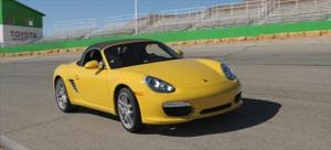 PDK Transmission and Interior - 2009 Porsche Boxster S - Motor Trend