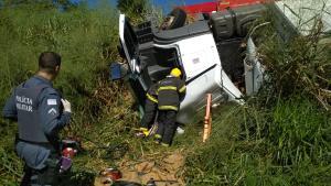 A vítima tinha 53 anos e seguia em direção ao município de Apiacá, na ES-297