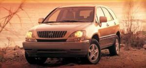 1999 Lexus RX 300 - Tech Data - Motor Trend Magazine