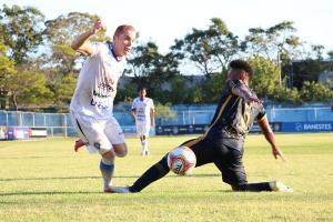 O Alvianil de Bento Ferreira perdeu por 1 a 0 e acumulou sua segunda derrota na Série D do Campeonato Brasileiro