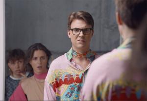 Ny Zalando-kampanje skal skremme menn til å shoppe på nett