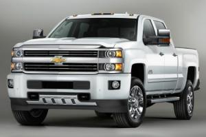 2015 Chevrolet Silverado High Country HD Goes Up-Market - Motor Trend