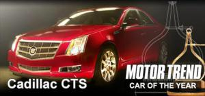 2008 Cadillac CTS - 2008 Motor Trend Car of the Year Winner - Motor Trend