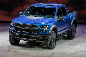 2017 Ford F-150 Raptor First Look