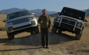 TOTD: Mercedes-Benz G63 AMG or Range Rover? (W/Poll)