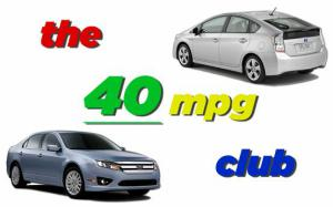 The 40-MPG Car Club: A Look at the Cars that Hit the Big 4-0 - Motor Trend