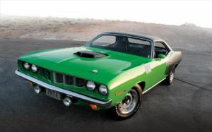 Chrysler Looks to the 'Cuda to replace the Dodge Challenger - Motor Trend