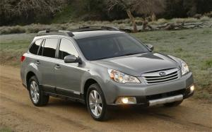 2010 Subaru Outback 3.6R Limited First Test - Subaru's new Outback - Motor Trend