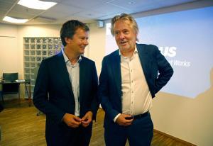 Norske medietopper skal snu svensk tapssluk på rekordtid - neste år skal selskapet tjene 100 millioner   Kampanje