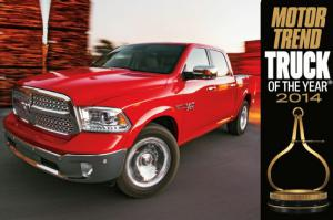 Ram 1500 EcoDiesel Specs - 2014 Motor Trend Truck of the Year