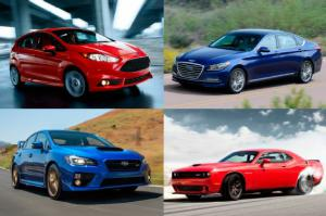 2014 Ford Fusion Energi - Favorite Cars We Drove In 2014