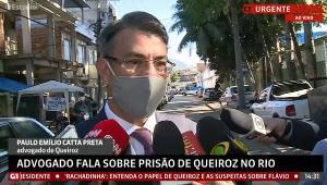 O defensor ainda não estudou a fundo os autos do caso, que desde 2018 é tocado pelo Ministério Público do Rio
