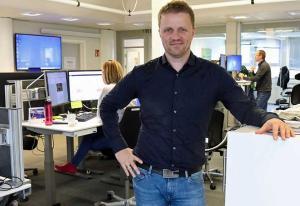 Amedia bygger nytt salgsmiljø i Bergen: - Annonsemarkedet er i stadig endring