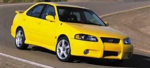 2002 Nissan Sentra SE R - First Look - Motor Trend