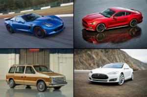 Top 10 Greatest American Cars of All Time - Motor Trend