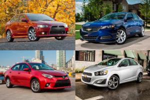 Chevrolet Sonic RS - Top 15 Cars That Look Fast, But Really Aren't