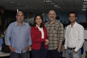 Podcast com os colunistas Beatriz Seixas, Leonel Ximenes, Vitor Vogas e Rafael Braz agora ganha formato ao vivo no Facebook de A Gazeta e também no portal