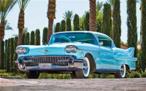 1958 Cadillac Series 62 Coupe Wallpaper Gallery - Motor Trend Classic