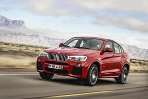 2015 BMW X4 First Look - Motor Trend