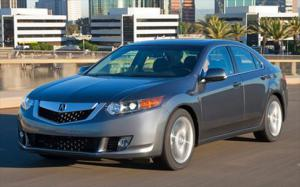 2010 Acura TSX V-6 Performance and Specs - Motor Trend