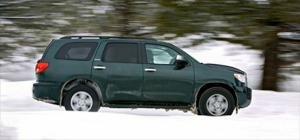 2008 Toyota Sequoia Limited 4x4 - Specifications - Quick Test - Motor Trend