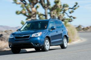 2014 Subaru Forester 2.5i Touring Long-Term Update 1 - Motor Trend