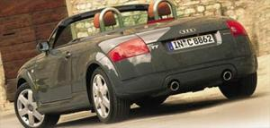 2001 Audi TT Roadster - First Drive & Road Test Review - Motor Trend