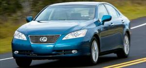 2007 Lexus ES 350 - First Look & Review - Motor Trend