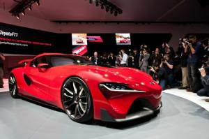 Toyota FT-1 Concept First Look - Motor Trend