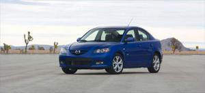 2008 Mazda3 Grand Touring - Specifications - Quick Test - Motor Trend