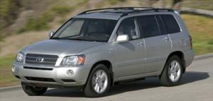 2006 Toyota Highlander Hybrid Specs, Pictures & Overview - Motor Trend