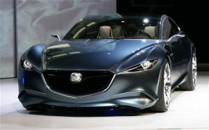 Mazda Shinari Concept and Sky Engines Inside Look - Motor Trend