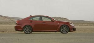 2008 Lexus IS F - Quick Test - Motor Trend
