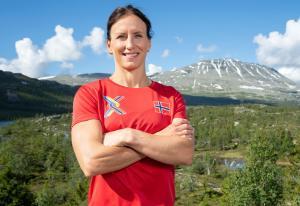 Marit Bjørgen skal forsvare Norge i «Landskampen»