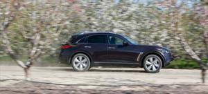2009 Infiniti FX50 - Specifications - First Test - Motor Trend