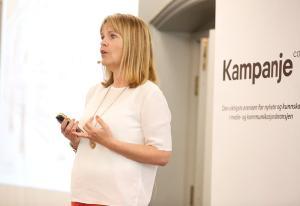 Tine-sjef klar med ny markedsdirektør – ble kjent dagen etter at Kathrine Mo forsvant | Kampanje
