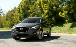 2013 Mazda CX-9 Grand Touring AWD First Test - Motor Trend